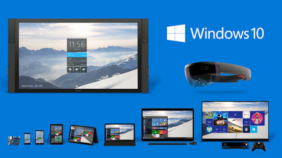microsoft windows 10 family