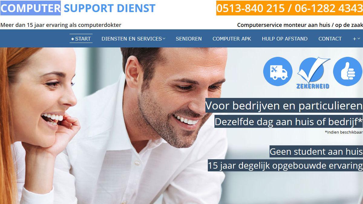 Computer Support Dienst